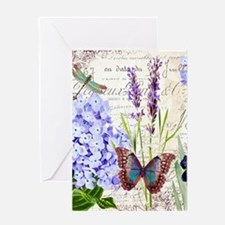 New botanical Greeting Cards