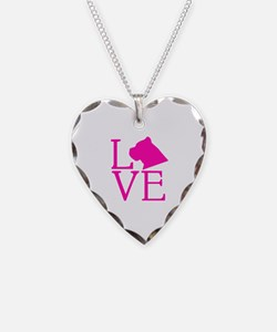 Cane Corso Love Necklace