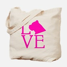 Cane Corso Love Tote Bag