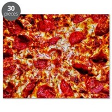 Pizza Painting Puzzle