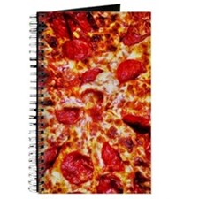 Pizza Painting Journal