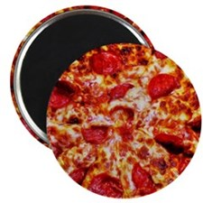 Pizza Painting Magnets
