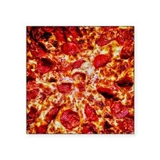 Pizza Painting Sticker