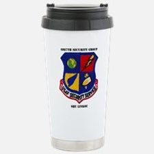6987TH SECURITY GROUP Travel Mug