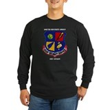 6987th security group Long Sleeve T-shirts (Dark)
