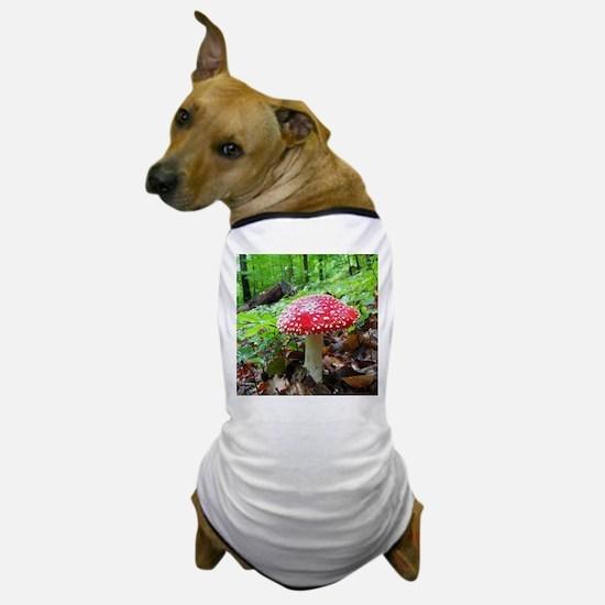 FlyAgaric013 Dog T-Shirt