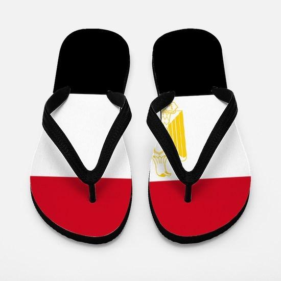 Egypt flag Flip Flops