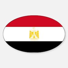 Egypt flag Decal