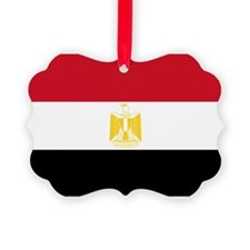 Egypt flag Ornament