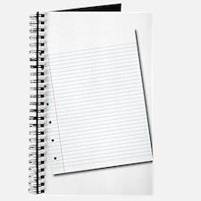 Notebook paper Journal
