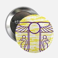"""Egypt 2.25"""" Button (10 pack)"""