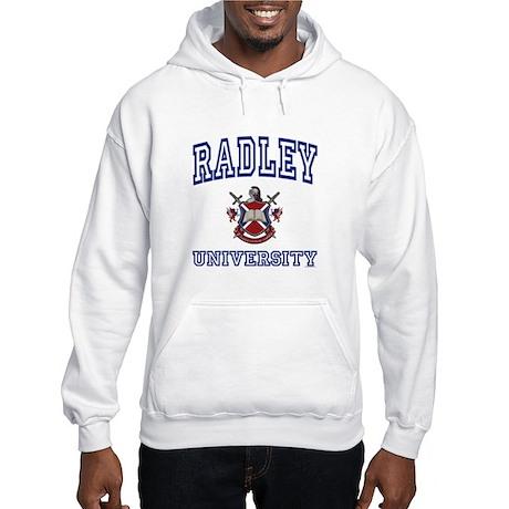 RADLEY University Hooded Sweatshirt