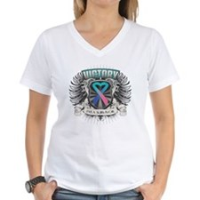 Thyroid Cancer Victory Shirt