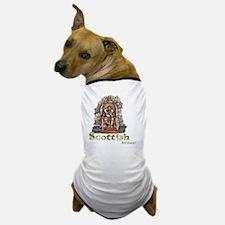Scottish NOT British Dog T-Shirt