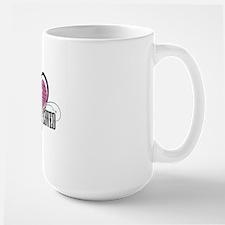 I am loved Large Mug