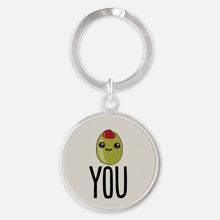 Olive You Keychains