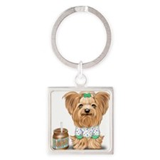 Peanut Butter Lover ByCatiaCho Keychains