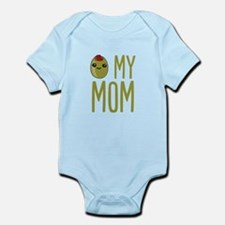 Olive My Mom Body Suit