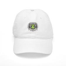 Non-Hodgkins Lymphoma Victory Baseball Cap