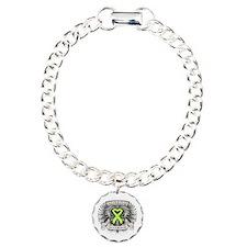 Non-Hodgkins Lymphoma V Bracelet