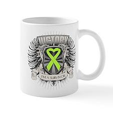 Non-Hodgkins Lymphoma Victory Mug
