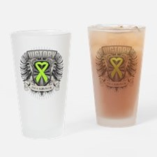 Non-Hodgkins Lymphoma Victory Drinking Glass