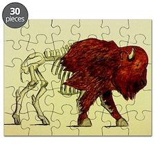 Nuclear Buffalo Puzzle