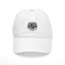 Male Breast Cancer Victory Baseball Baseball Cap