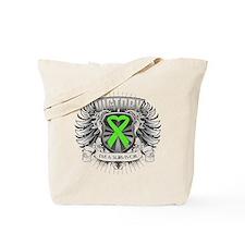 Lymphoma Victory Tote Bag