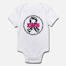 EDS Zebra Ribbon Body Suit