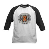 I am a survivor leukemia Baseball Jersey