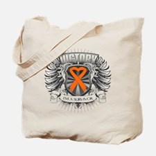 Leukemia Victory Tote Bag