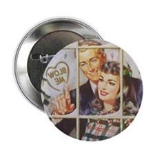 "pin up 2.25"" Button"