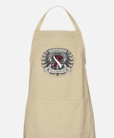Head Neck Cancer Victory Apron