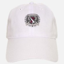Head Neck Cancer Victory Baseball Baseball Cap