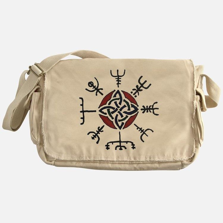Vegvisir Messenger Bag