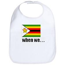 Zimbabwean Flag Bib