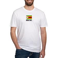 Zimbabwean Flag Shirt