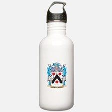 Kornyakov Coat of Arms Water Bottle