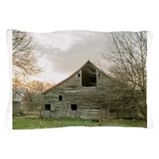 Barns of Nebraksa Pillow Case
