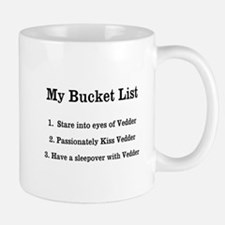 Personalized My Bucket List Mugs