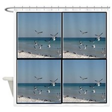 Custom Photo Shower Curtain
