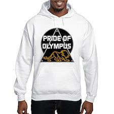 Pride of Olympus BW Hoodie