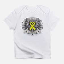 Ewing Sarcoma Victory Infant T-Shirt