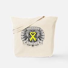 Ewing Sarcoma Victory Tote Bag