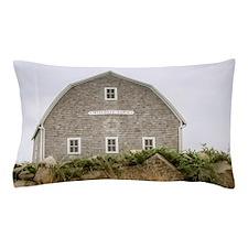 Block Island Barn Pillow Case