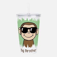 Big Brother Monkey Acrylic Double-wall Tumbler