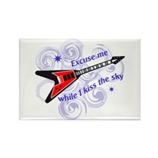 KISS THE SKY Magnets