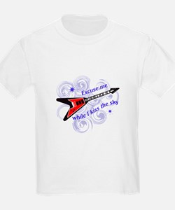 KISS THE SKY T-Shirt