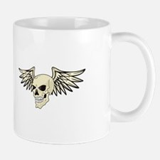 WINGED SKULL Mugs